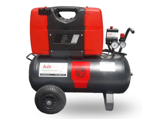 2HP 50L Oil Free Piston Air Compressor CPRB 50 (7 cfm)