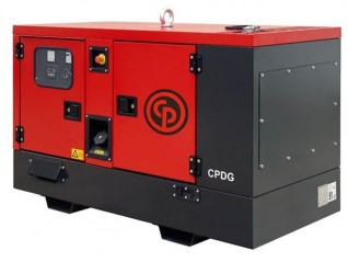 Chicago Pneumatic Mobile Diesel Generator CPDG 40