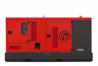 Chicago Pneumatic Mobile Diesel Generator CPDG 60