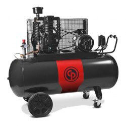 Chicago Pneumatic Piston Compressor CPRD 6270 | 5.5HP 270L (3-Phase)