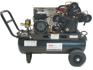 3HP 50L Belt Drive Cast Iron Piston Air Compressor SF302HD