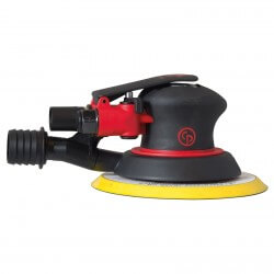 "CP7225E Random Orbital Finishing Sander 3/32 Orbit- 6"" Pad"