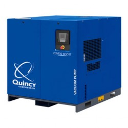 Quincy QSV 205 Screw oil-sealed vacuum pump 483 m3/h, 0.5 mbar