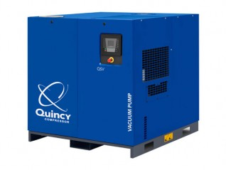 Quincy QSV 750 Screw oil-sealed vacuum pump 1341 m3/h, 0.35 mbar