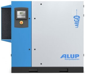 ALUP LARGO 110 Oil Injected Screw Compressor