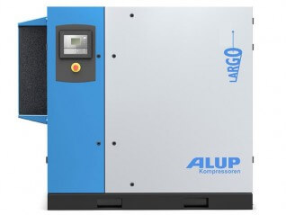 ALUP LARGO 45 Oil Injected Screw Compressor