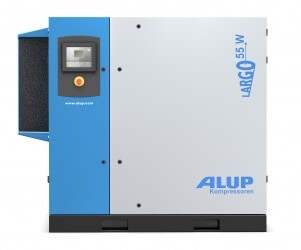 ALUP LARGO 55 Oil Injected Screw Compressor