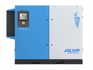 ALUP LARGO 90 Oil Injected Screw Compressor